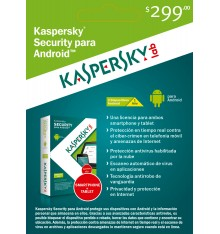 Kaspersky Security para Android