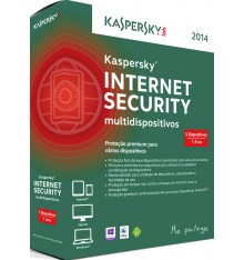 Kaspersky Internet Security multidispositivos 2014